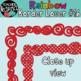 Rainbow Border Lover Set #16