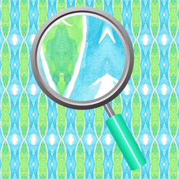 Rainbow Breeze Watercolor Digital Papers / Backgrounds Clip Art Set