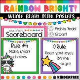 Rainbow Bright WBT Rules (with Diamond Rule and Scoreboard)