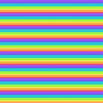 Rainbow Brights Digital Backgrounds