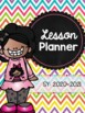 {Rainbow Brights} Teacher Planner