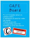 Rainbow CAFE Board