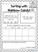Rainbow Candy Math: Learning with Colorful Candy