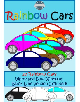 Car clip art - Transport -  Personal and Commercial Use OK