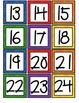 Rainbow Caterpillar Calendar Pack
