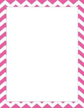 Rainbow Chevron Binder Covers