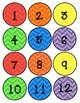 Rainbow Chevron Class Numbers