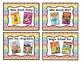 Rainbow Chevron Classroom Library Book Basket Labels