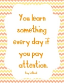 Education Quote Poster