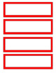 Rainbow Circle Word Wall Headers + Editable Word Cards!