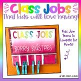 Rainbow Class Job Teams