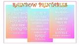 Rainbow Classroom Quotes