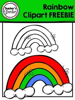 FREE Rainbow Clipart