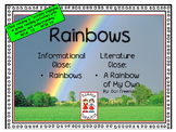 Close Reading- Informational text on Rainbows and Literature Text (Don Freeman)