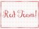 Rainbow Color Team Signs