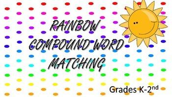 Rainbow Compound Words
