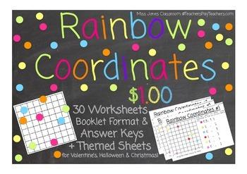 Rainbow Coordinates Bundle