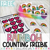 Rainbow Counting Activity