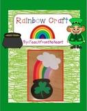 Rainbow Craft ( A St. Patrick's Day craft)