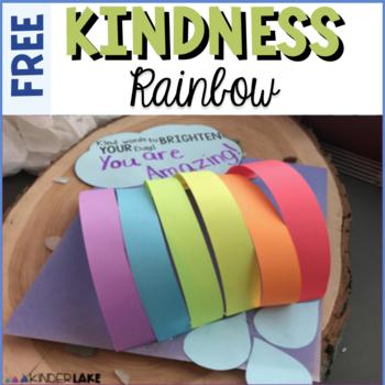 Rainbow Craft: Kindness