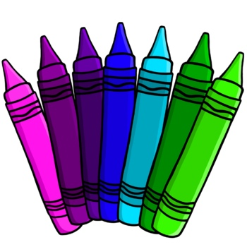 Crayons Clip Art by Draw and Paint with Tammy   Teachers ...