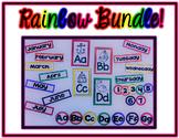Rainbow Decor Pack Bundle (Basic)
