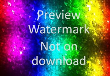 Rainbow Digital Image Background