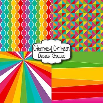 Rainbow Digital Paper 1146