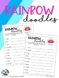 Rainbow Doodles Articulation Combo Pack