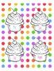 Rainbow Dot Birthday Bulletin Board