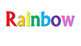 Rainbow Doubles!  A March Bulletin Board Craft