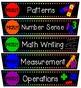 Rainbow Drawer Labels