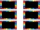 Rainbow Drawer Labels - Editable