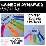 Rainbow Dynamics Craftivity