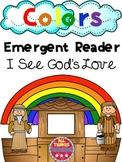 Preschool Colors; Noah's Ark {Inspired} Emergent Reader