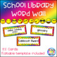 Rainbow Emoji Library Decor - BUNDLE