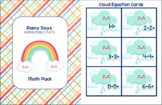 Rainbow Equations - Addition Doubles Facts