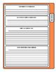 Rainbow Essay Writing Graphic Organizer and Writing Planning Tool