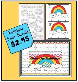 Rainbow Fact *BUNDLE*