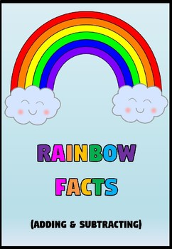 Rainbow Facts Addition and Subtraction