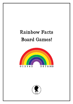 Rainbow Facts Board Games