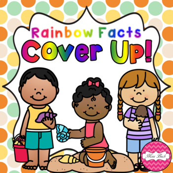 Rainbow Facts Cover Up! Summer Theme