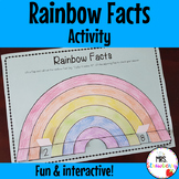 Rainbow Facts Craft Activity