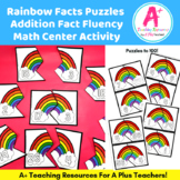 Rainbow Facts To 10 Puzzles