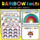 Rainbow Facts | number bonds to 10 activities / friends of ten