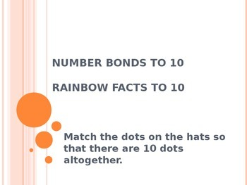 Rainbow Facts to Ten_ Number Bonds to Ten
