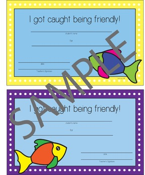 Rainbow Fish- A Lesson on Friendship
