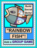 """Rainbow Fish"" - Book Companion with a Group Game and Song!"