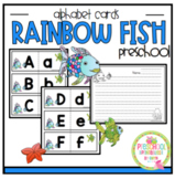 Rainbow Fish Alphabet Cards and More