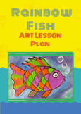 Rainbow Fish Art Lesson Plan